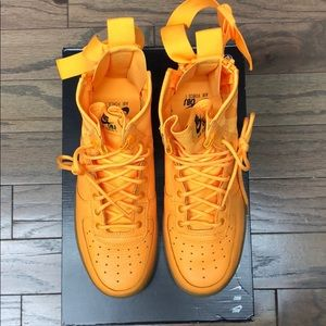 5f216289976 Nike Shoes - Nike SF AF1 Mid (GS)
